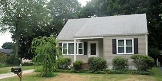 Updated 4 bedroom, 2 full bath house! Clean and Well Maintained!