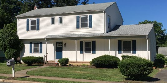 4 BR / 2 Bath Completely Renovated, Fully Furnished, Walking Distance to TCNJ. Available now for 2021 School Year