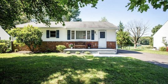 EWING HOUSE FOR RENT NEAR TCNJ/RIDER AVAILABLE DECEMBER 15TH 2019.