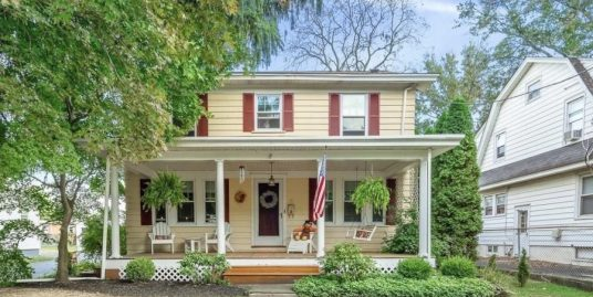 21 Carlton (This house is suited for College professors and professionals)